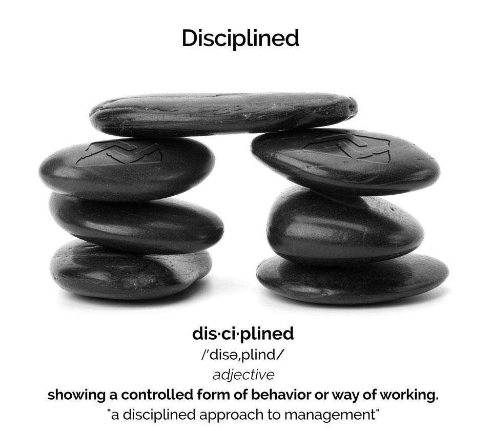 disciplined small