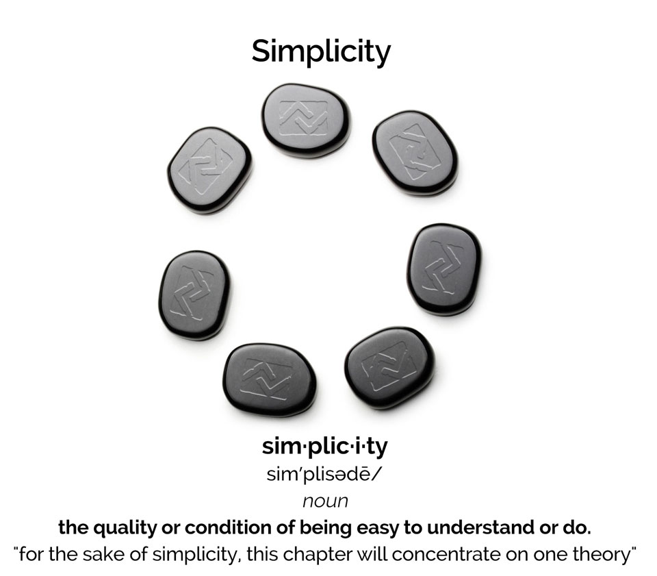 simplicity small